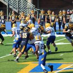 Jr. Varsity Football - West Mifflin vs. Mars - 8/24/19