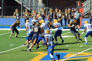 Jr. Varsity Football – West Mifflin vs. Mars – 8/24/19