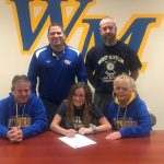 Arcuri Signs to Pitt Greensburg