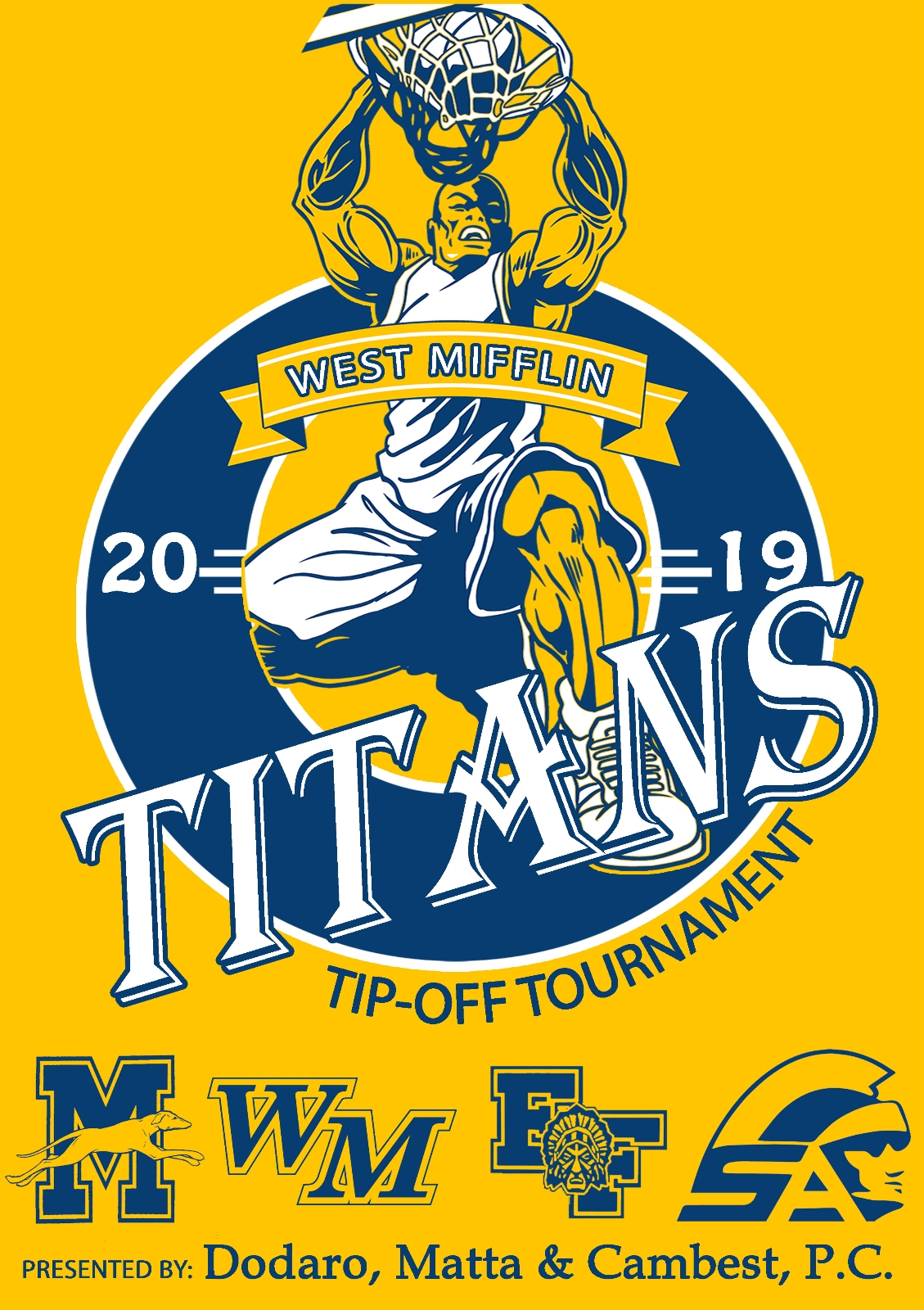 West Mifflin Tip-Off Tournament
