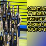 LADY TITANS CLINCH PLAYOFF BERTH
