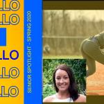 Senior Spotlight – Mia DiBello
