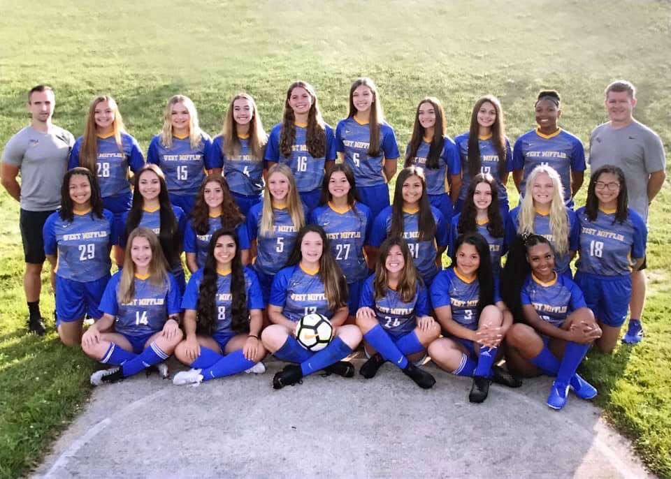 Girls Varsity Soccer 2019-20 Season