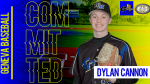 Dylan Cannon Commits to Geneva College