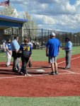 2021 Middle School Softball