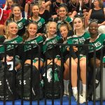 Competitive Cheer Finished Third
