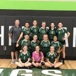 Girls Junior Varsity Volleyball beats Rich East High School (Illiana Invitational) 2 – 0