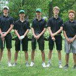 Boys Varsity Golf beats Marquette Catholic 168 – 191