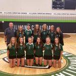 Girls Junior Varsity Volleyball ties Bishop Noll Institute School 0 – 0