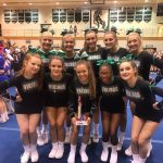 Competitive Cheer Finishes 2nd at CICC