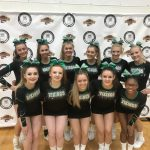 Viking Cheer Team Qualifies for the State Finals