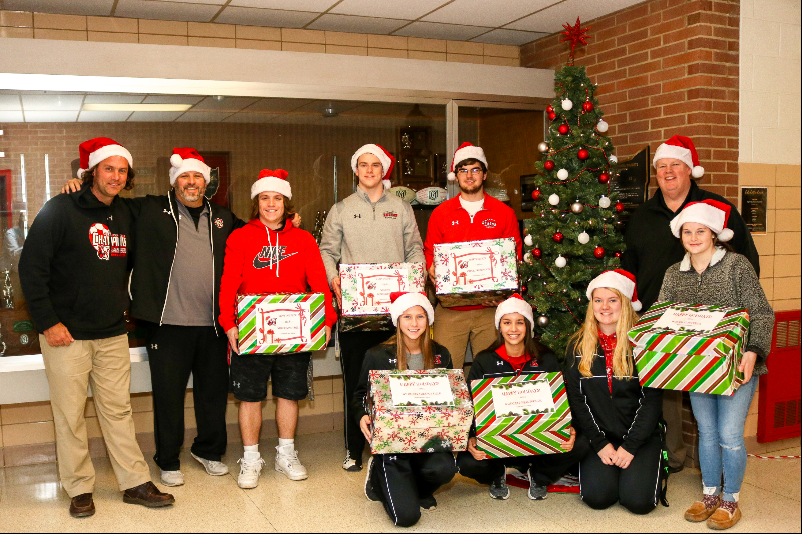 Wildcat Team Toy Drive To Help Make The Holidays Special For Local Families