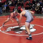 Kenton High School wrestling team places 10th at 40th Annual Sally george Invitational
