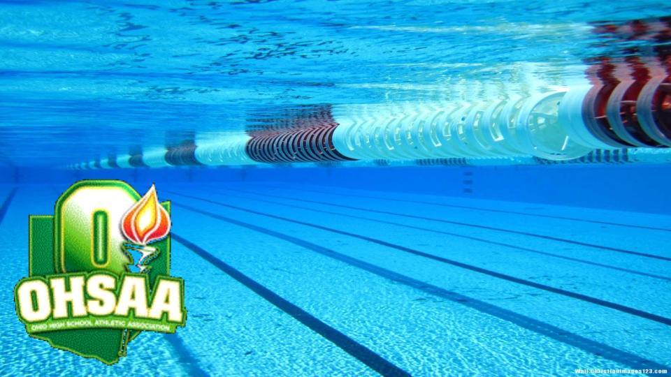 2019 OHSAA DIV. II Swim Sectionals