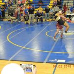 Wildcat Wrestlers place 8th at Dale Caroll Invite in Clyde, Ohio