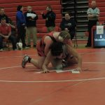KENTON HIGH SCHOOL WRESTLING TEAM FINISHES 8TH AT THE WBL CHAMPIONSHIPS