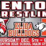 Wildcats Wrestlers Host Elida Bulldogs this Thursday!