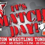 It's MATCH DAY! Kenton Wrestles Elida Tonight!