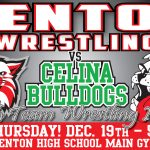 Wildcat Wrestlers Host Celina Bulldogs TOMORROW!