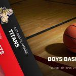 Boys Basketball Pre-Sale Ticket Info