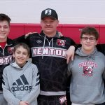 WILDCATS ADVANCE THREE TO OSHAA DISTRICTS IN TROY,OH