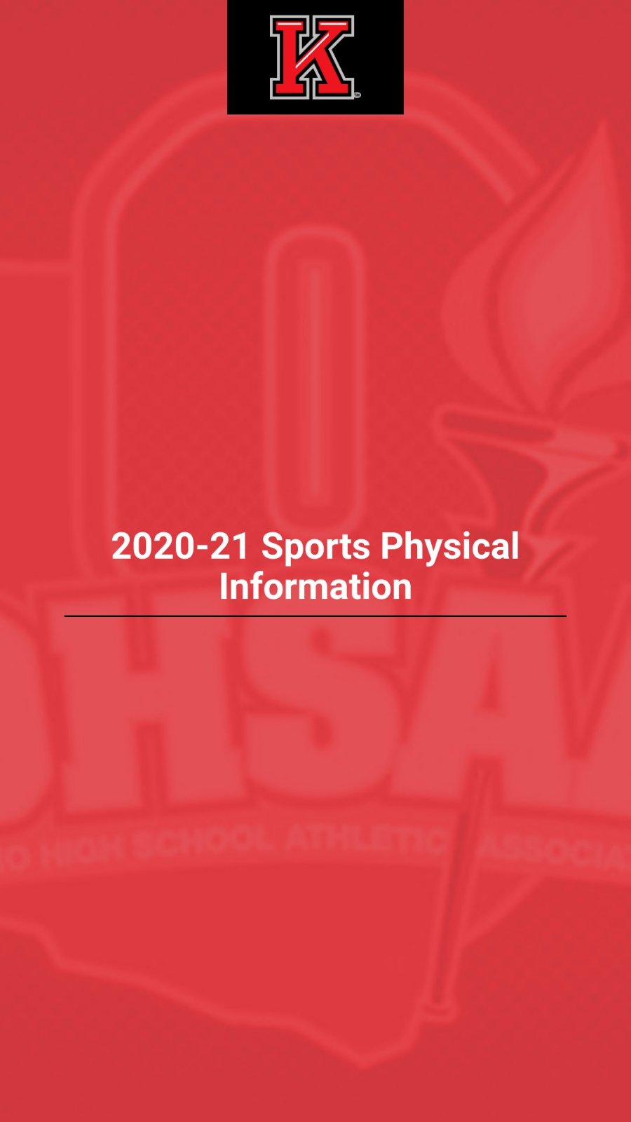 Sports Physical Info