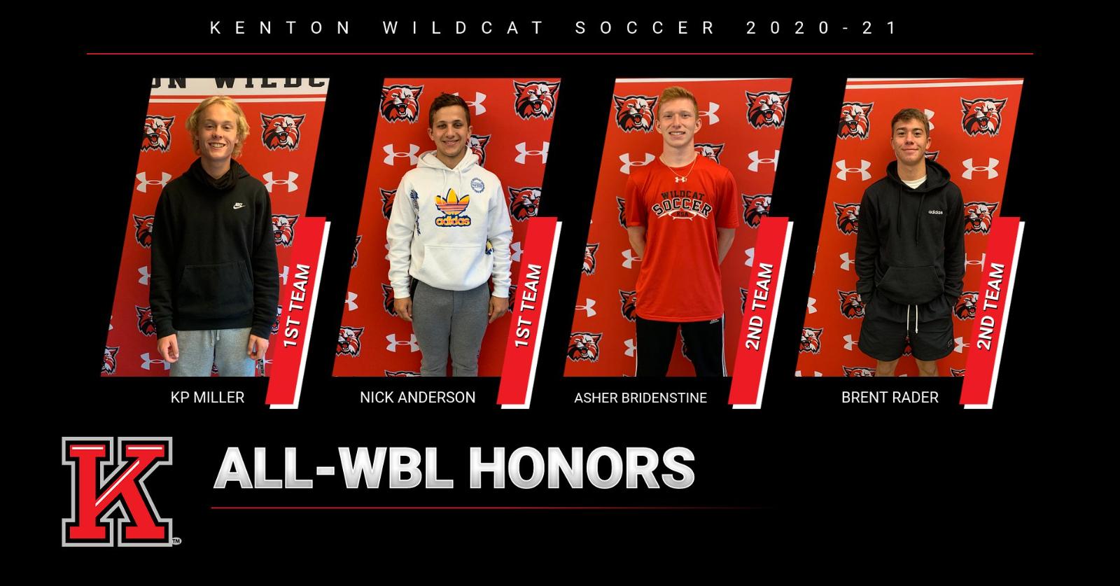 Fall 2020 All-WBL Honors