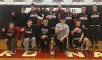 Wildcat Wrestling Team Takes 2nd at Triad Invitational