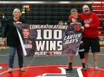 Bays wins 100th Career Victory at Fostoria Quad Meet