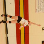 Girls Varsity Volleyball Drops Match to Colerain