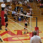 Girls Varsity Volleyball Falls to Archbishop Alter 0 – 3