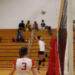 Girls Volleyball Drops Match at Mariemont