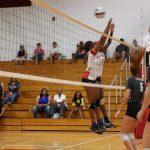 Girls Varsity Volleyball Beats Hamilton Big Blue