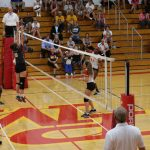 Girls Varsity Volleyball Drops Close Match to Summit Country Day School