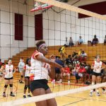Girls Varsity Volleyball Beats Deer Park 3 – 1 in Final Home Match