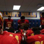 Boys Varsity Football falls to Carroll 33 – 13
