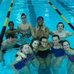 Boys Varsity Swimming finishes 3rd place at St. Bernard Tri-Meet
