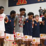 Boys Varsity Basketball falls to Chaminade Julienne in Final Minutes