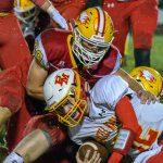 Boys Varsity Football - vs Bishop Fenwick (10.12.18)