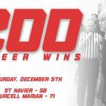 Coach Kerr Gets Career Win 200