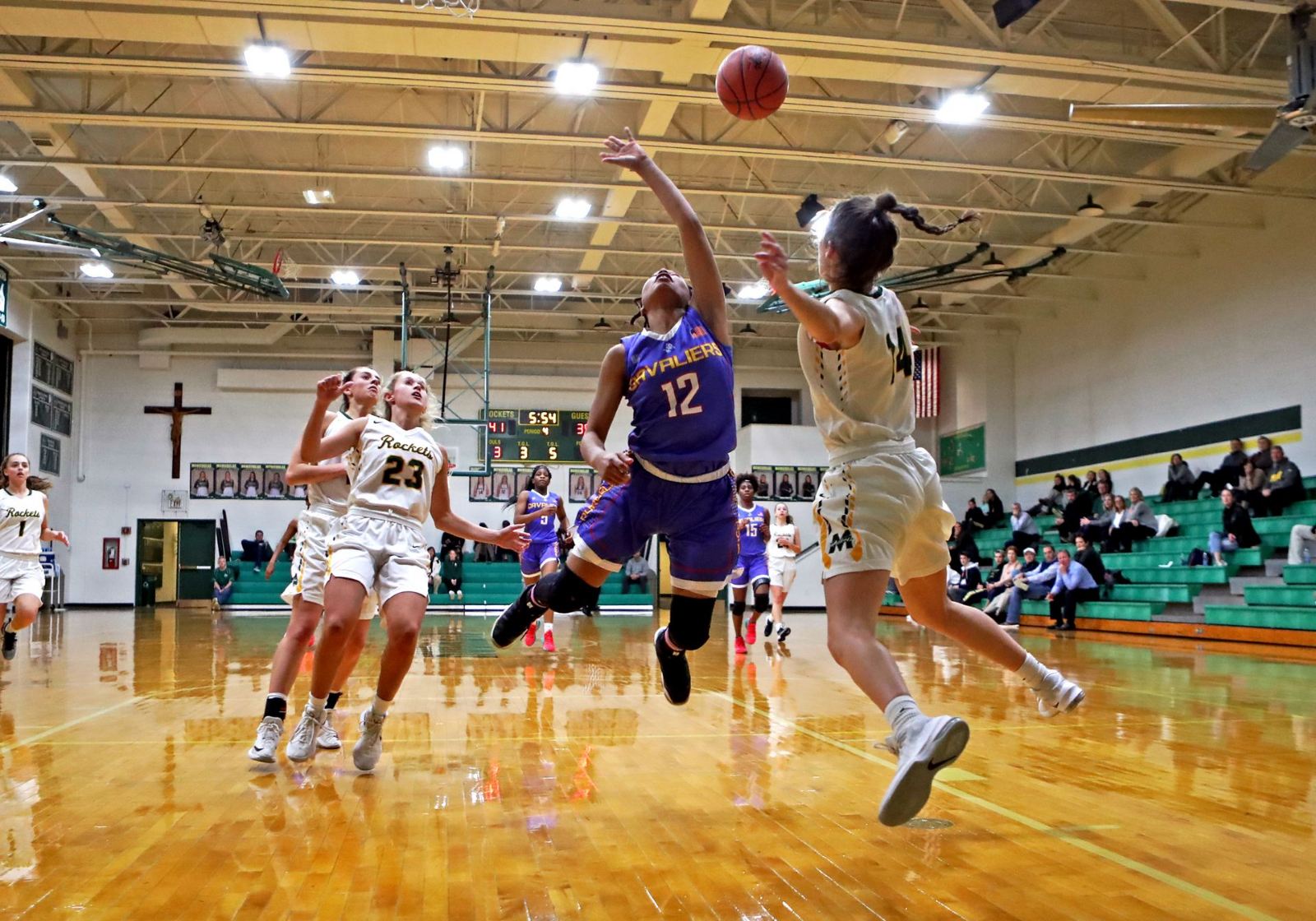 Your Ohio basketball team of the week: Senior-laden Purcell girls ready to take next step