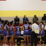 Girls Varsity Basketball drop tough one to Roger Bacon
