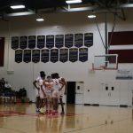 Boys Varsity Basketball beats rival Roger Bacon 69 – 56