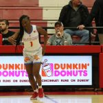 Girls Varsity Basketball beats Finneytown 66 – 14 in first round of tournament