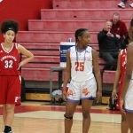 Girls Varsity Basketball will move on to District Semi-Finals after win