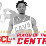 Senior AJ Garrett wins GCL Coed Central Player of the Year