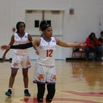 Girls Basketball sprints past Clark 72 – 26 advancing to District Championship