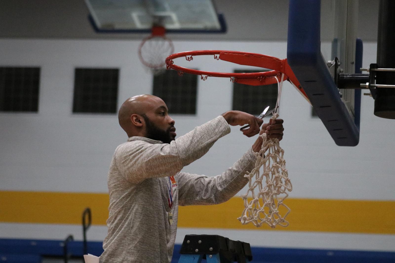 Girls Varsity Basketball – 2019 District Champions