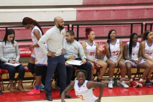 Girls Varsity Basketball – vs Clark (02.25.2019)