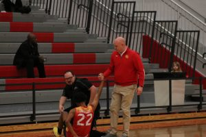 Boys Varsity Basketball – vs East Clinton (02.27.2019)